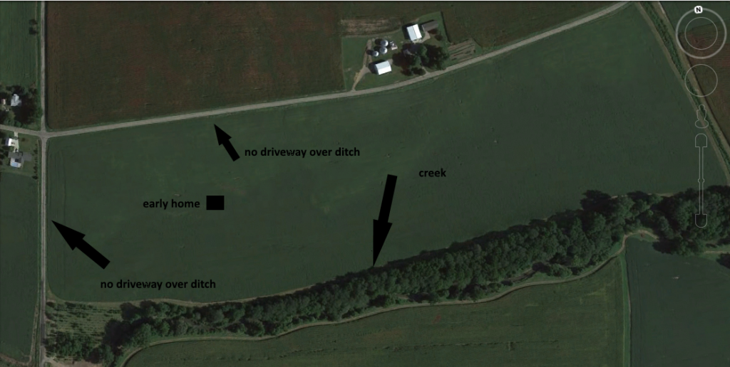 Metal Detecting House Site