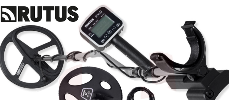 Rutus Alter 71 Best Metal Detector