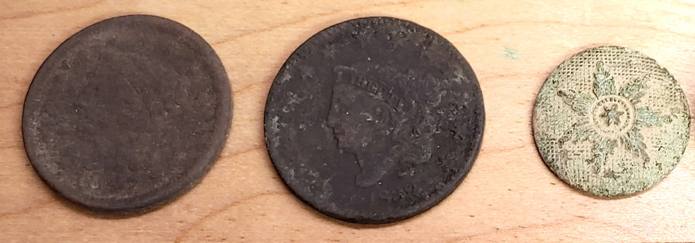 Tips Cleaning Coins Metal Detecting