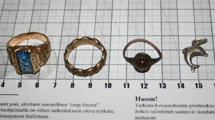 Metal Detecting Jewelry