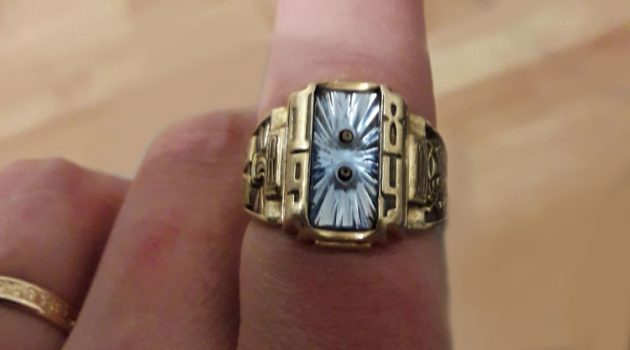 Metal Detecting Finds Class Ring
